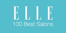 Elle 100 best salons